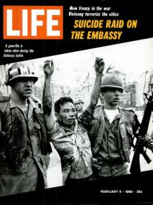 1968 사이곤 Tet offensive