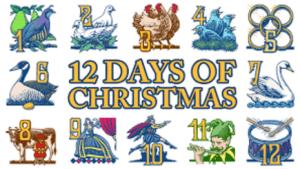 12days of