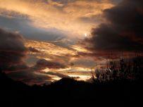 Cielo desde nuestra antigua casa