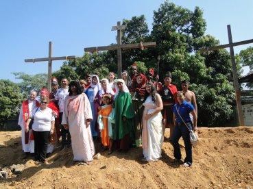 Misión de Semana Santa