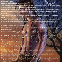 My Gods and Goddesses - Cernunnos