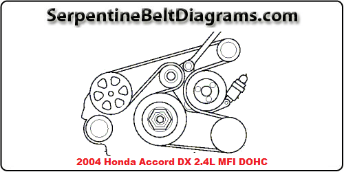 dodge 2 4 engine diagram polaris sportsman 90 parts 2004 accord belt wiring data schema honda dx 4l dohc serpentine 1997