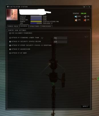 pos security settings serpentine