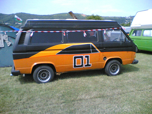 El General Lee -Dukes de Hazard- ¡pero Reloaded! (3/4)