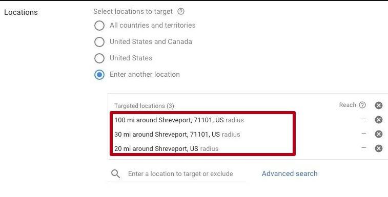 How to set up geo-targeting: manual for Google Ads