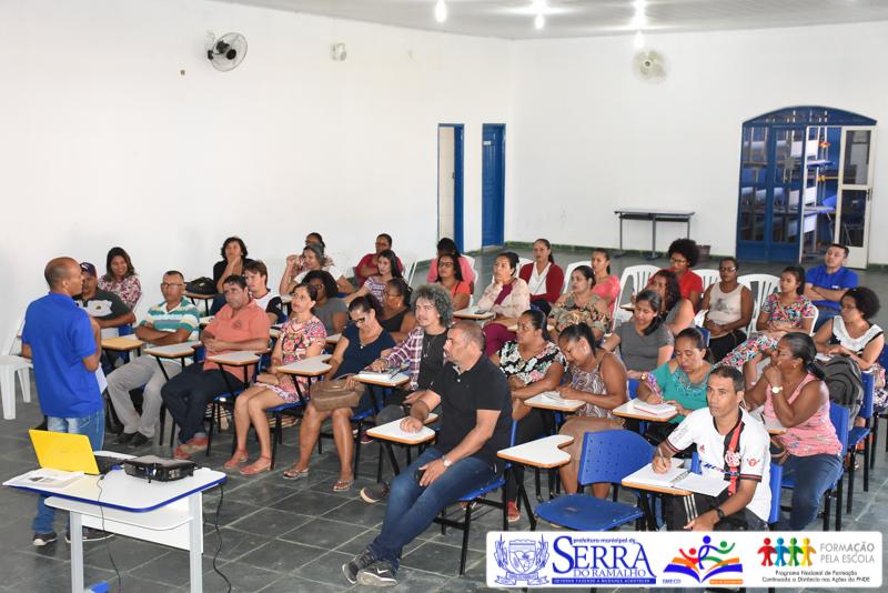 Entrega dos Certificados da 1ª Etapa de Formação Pela Escola – Competências Básicas e Início do Curso Controle Social para Conselheiros
