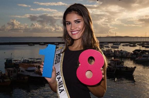 Contagem Regressiva para o Miss Brasil Mundo 2018.