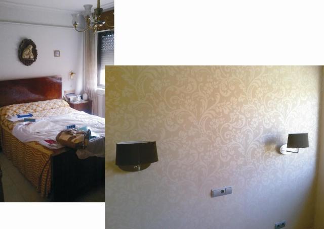 Antes y despues, reforma dormitorio2