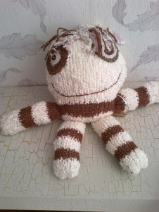 Pulpo mascota original