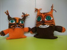 Linces de lana lavables