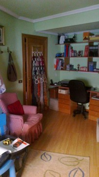 Proyecto reforma dormitorio antes