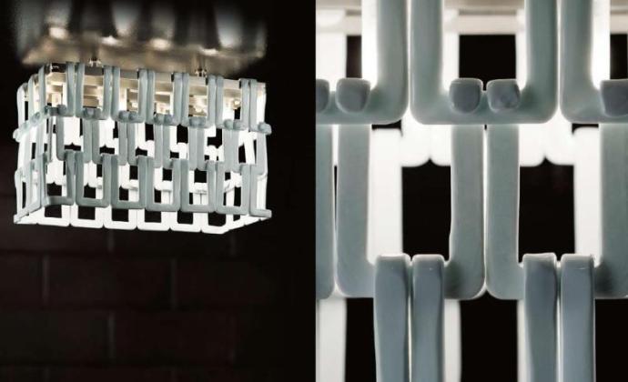 Evi Style tessuti con cristales de murano componibles en distintos colores