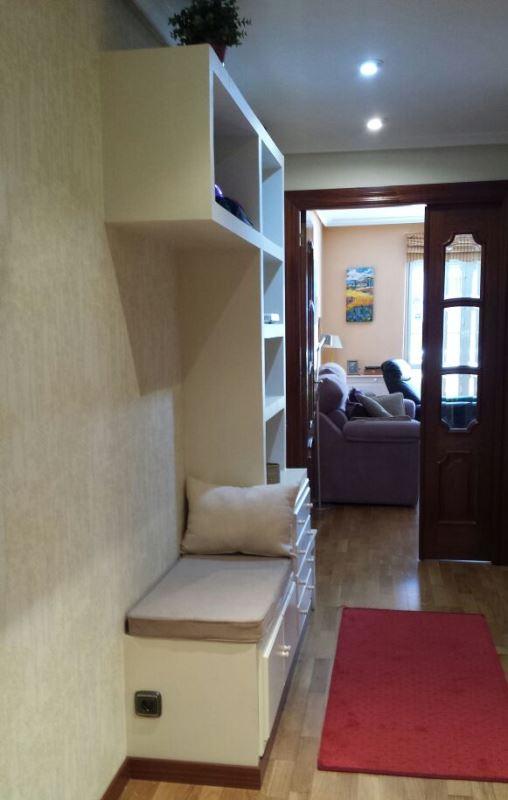 Mueble pladur entrada bancada  Reformas y Decoracin de