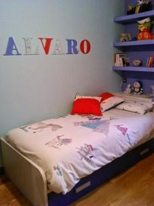 Proyecto dormitorio infantil ultimos detalles
