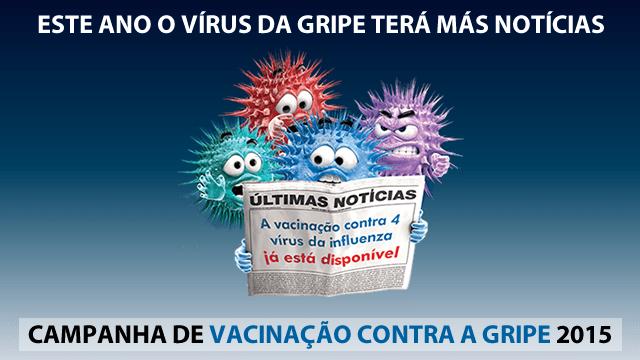 Vacinação contra gripe ja começou.