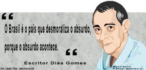 Política no Brasil. A arte do absurdo.