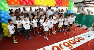 Shopping Mestre Álvaro promove corrida Kids neste sábado