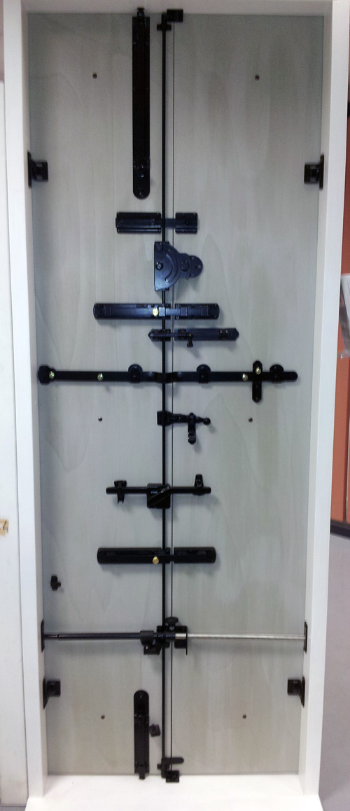 Sicurezze per scuri sistemi di protezione per porte e