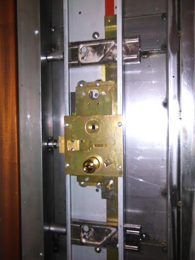 Serrature Fichet guida installazione serratura Montage a