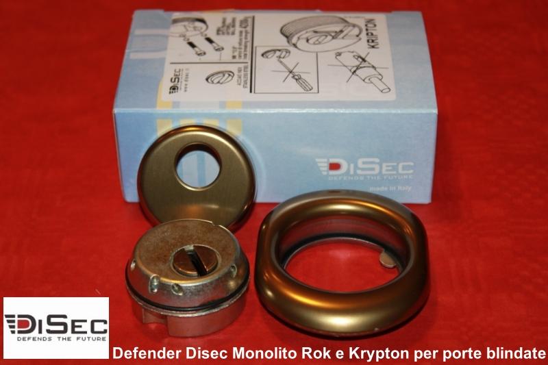 Evva Xsp defender per porte blindate con cilindro europeo