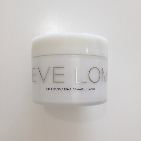 S Review:EVE LOM Cleanser 全能深層潔淨霜