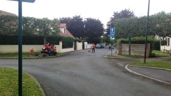 Rue Pilote Rue du Clos d'Orange ! C'est la rue la plus soignée du Bourg