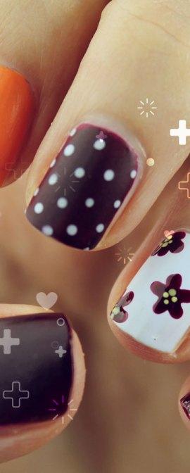 uñas saludables por el uso de esmaltes de calidad
