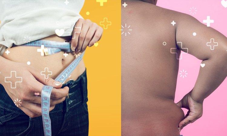 los dos extremos de la malnutrición