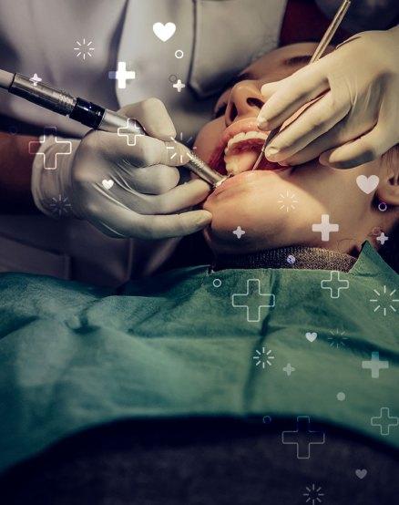 visite regularmente a su odontólogo