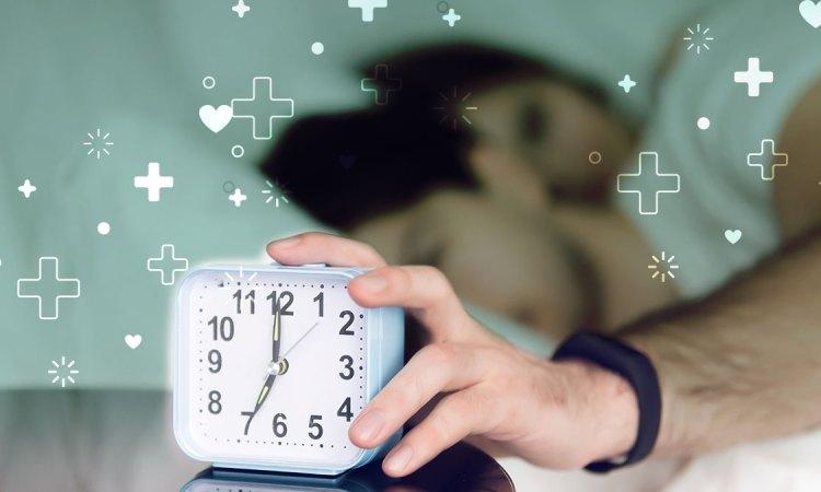 retomando hábitos de sueño después de vacaciones