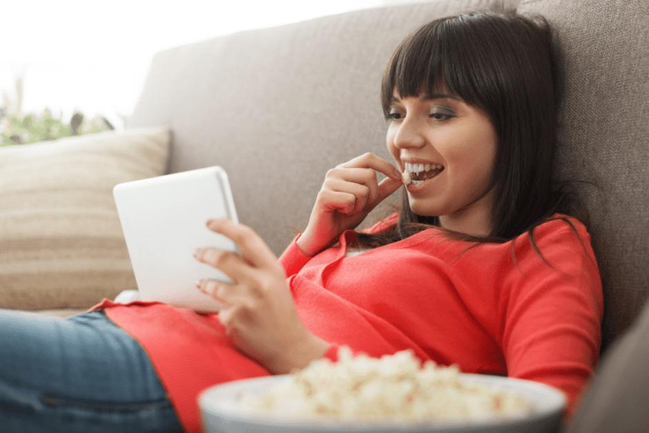 consumo digital en 2021