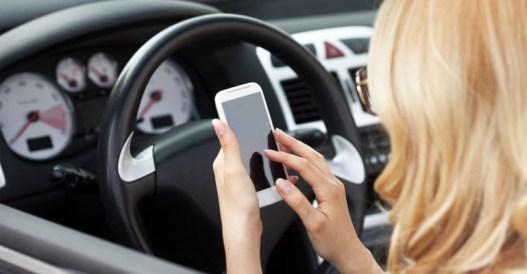 nu da mesaje in timp ce conduci