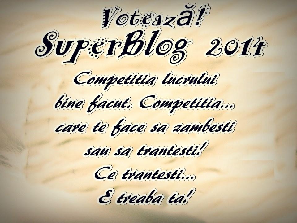 votează superblog2014