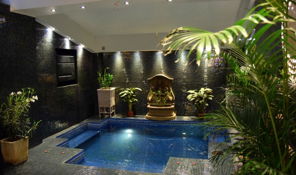 spa by residence hotels