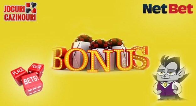 Bonusuri Netbet Casino și Vlad Cazino