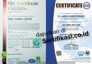 Perbedaan ISO Akreditasi dan Non Akreditasi sertifikasi.co.id