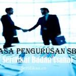 Biro Jasa Pengurusan Sertifikat Badan Usaha Bekasi