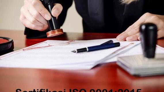 Persyaratan Dan Dokumen Wajib Pengurusan Sertifikasi ISO 14001:2015