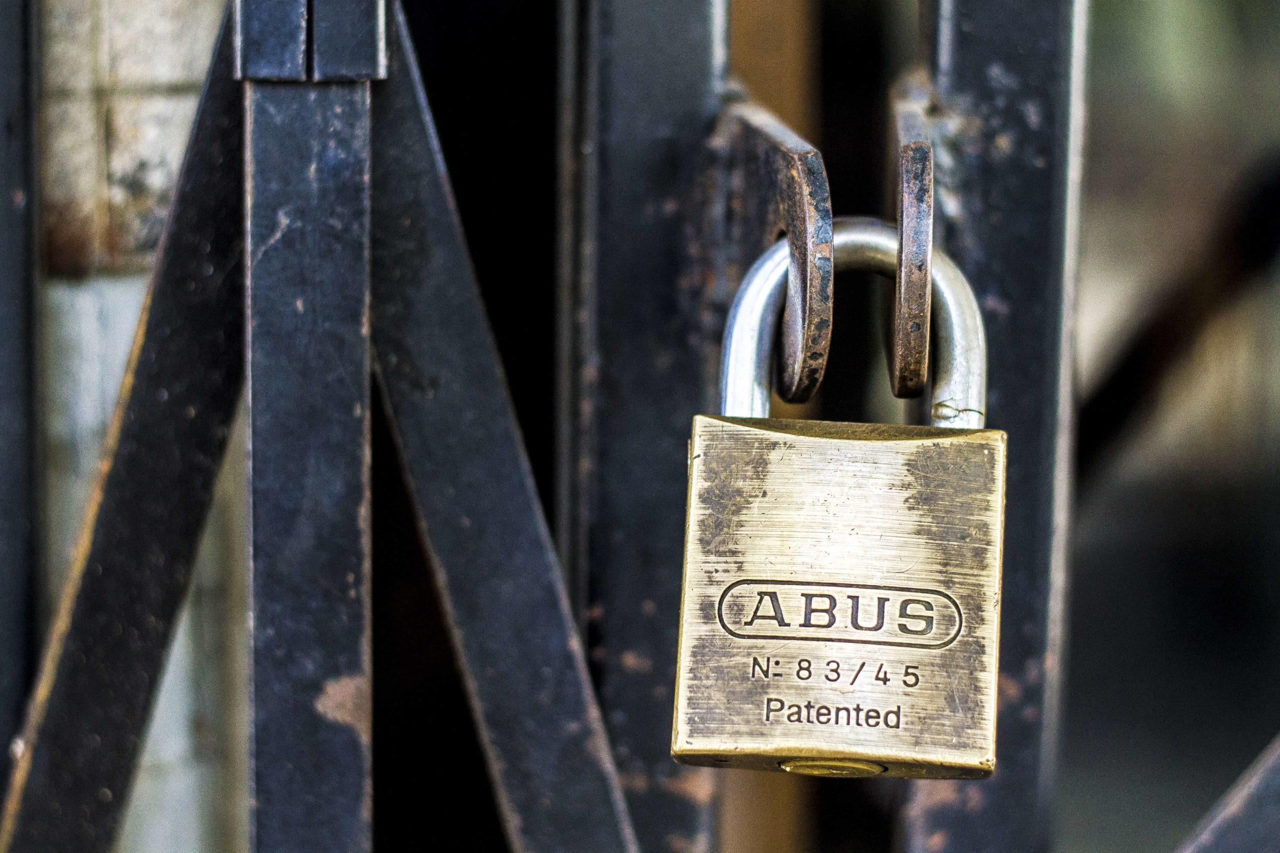 website insurance lock