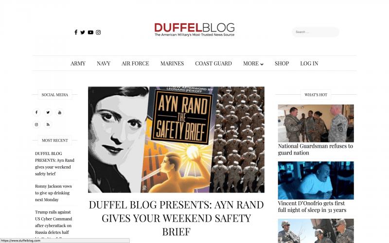 Duffel Blog