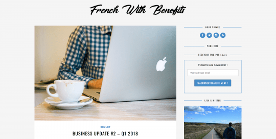 French With Benefits