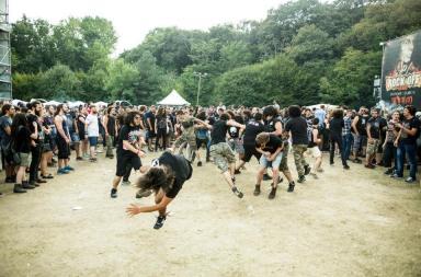 Rock Off 2015 İlk Gün