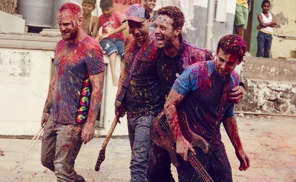 [:tr]Coldplay'in Yeni Albümünden İlk Klip![:]