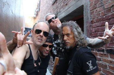 Metallica'dan Albüm Sonrası İlk Konser