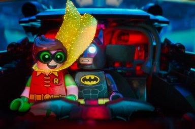 The LEGO Batman Movie'den Posterler