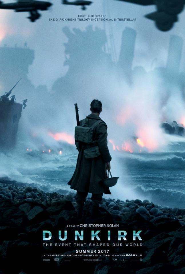 Dunkirk Film Afişi