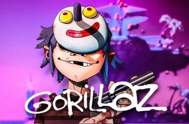 Gorillaz Yeni Şarkısıyla Geldi