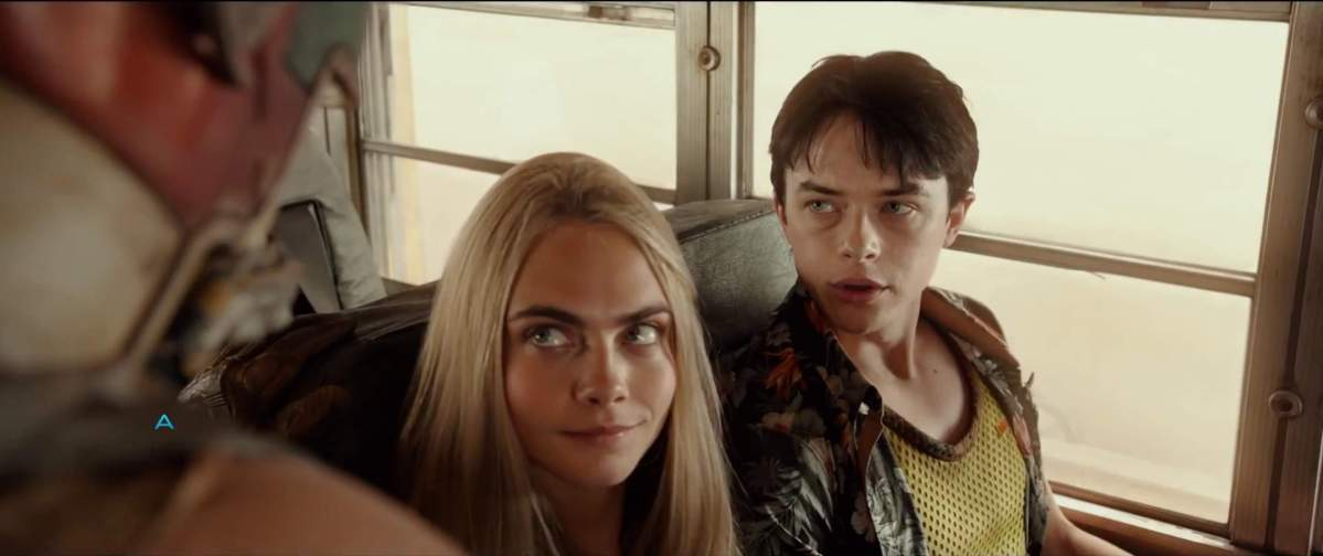 [:tr]Valerian and the City of a Thousand Planets'tan Son Fragman[:]