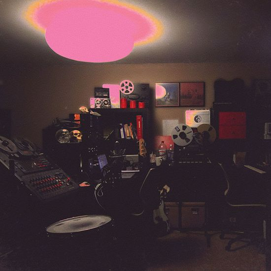 Unknown Mortal Orchestra studio