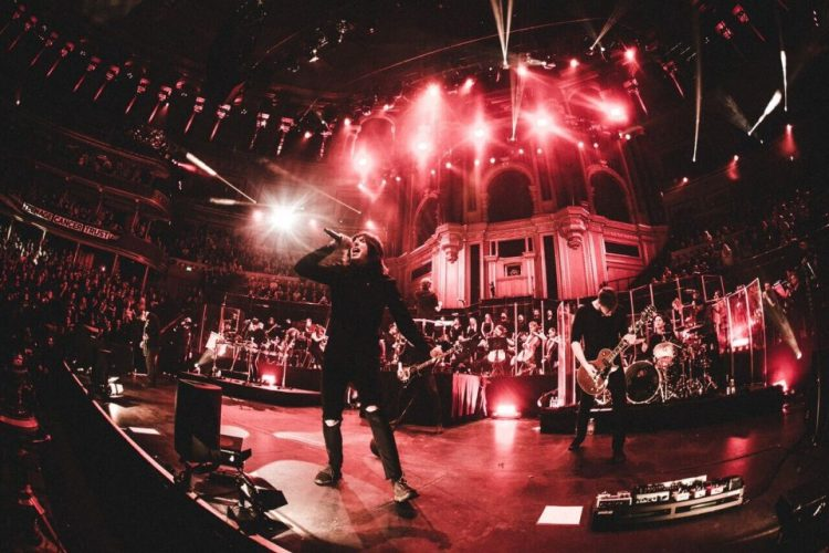 Bring Me The Horizon Live